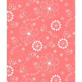 Doodles in Coral Pink from the Basics Collection by Kimberbell Designs