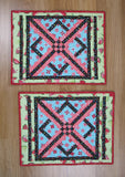 Hot Cross Placemats Kit