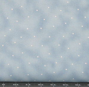 Light Blue Texture with White Dots from the Simpatico Collection by Maywood Studio, 569-B4