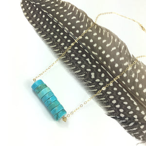 Koko Bar Necklace