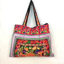 Load image into Gallery viewer, Embroidered Tote
