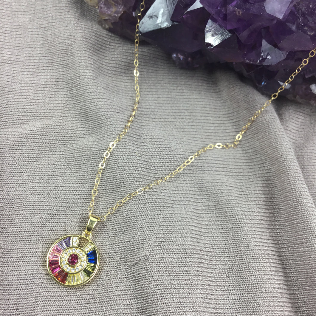 Heroes Necklace