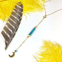 Load image into Gallery viewer, Mahina Lariat Necklace