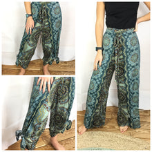 Load image into Gallery viewer, Faux Wrap Pants