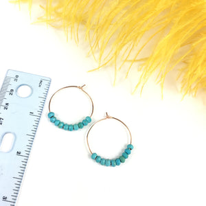 Takoda Earrings