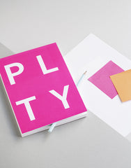 Neon Pink – PLTY Notepad