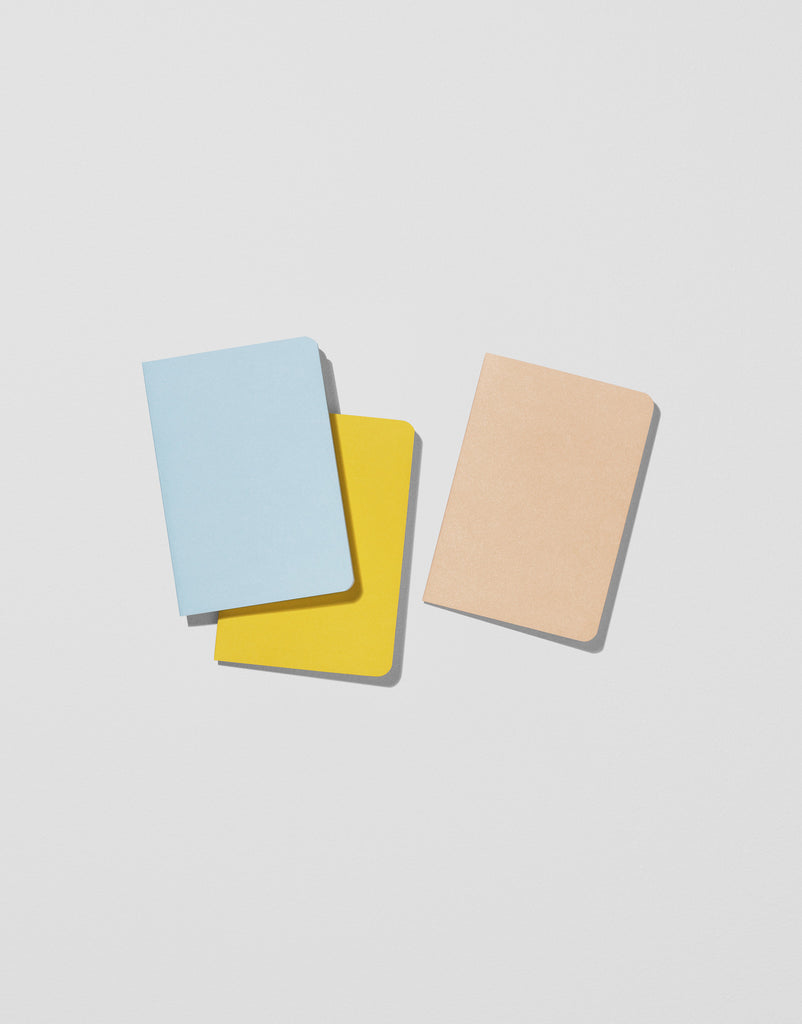 Plain — Back pocket Notebooks