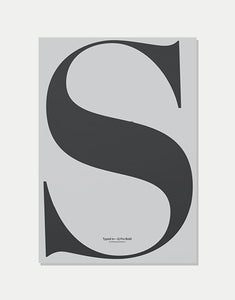 In Love With Typography 5 — S