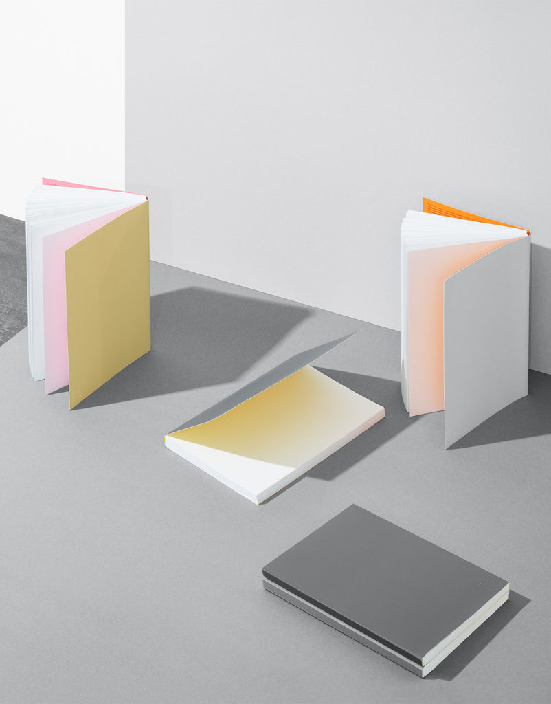 Pale Yellow — Notebook