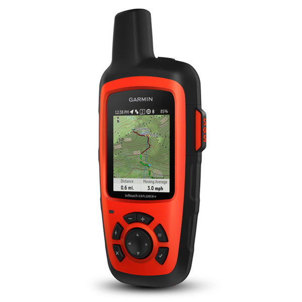 inReach Explorer+ angled left view
