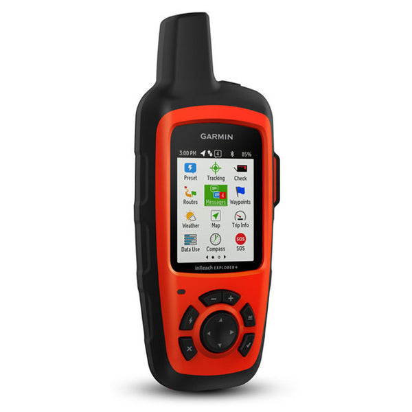 inReach Explorer+ angled right view