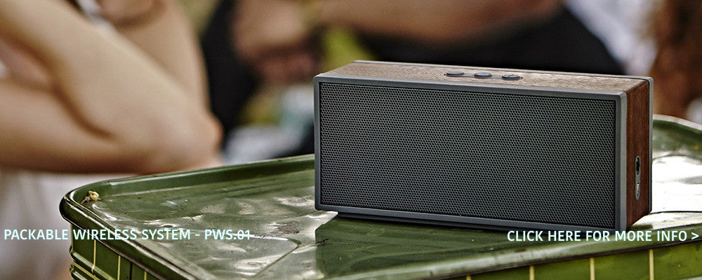 woodgrain speakers, bluetooth wireless speaker, portable wireless speaker, grain audio, bluetooth personal music system