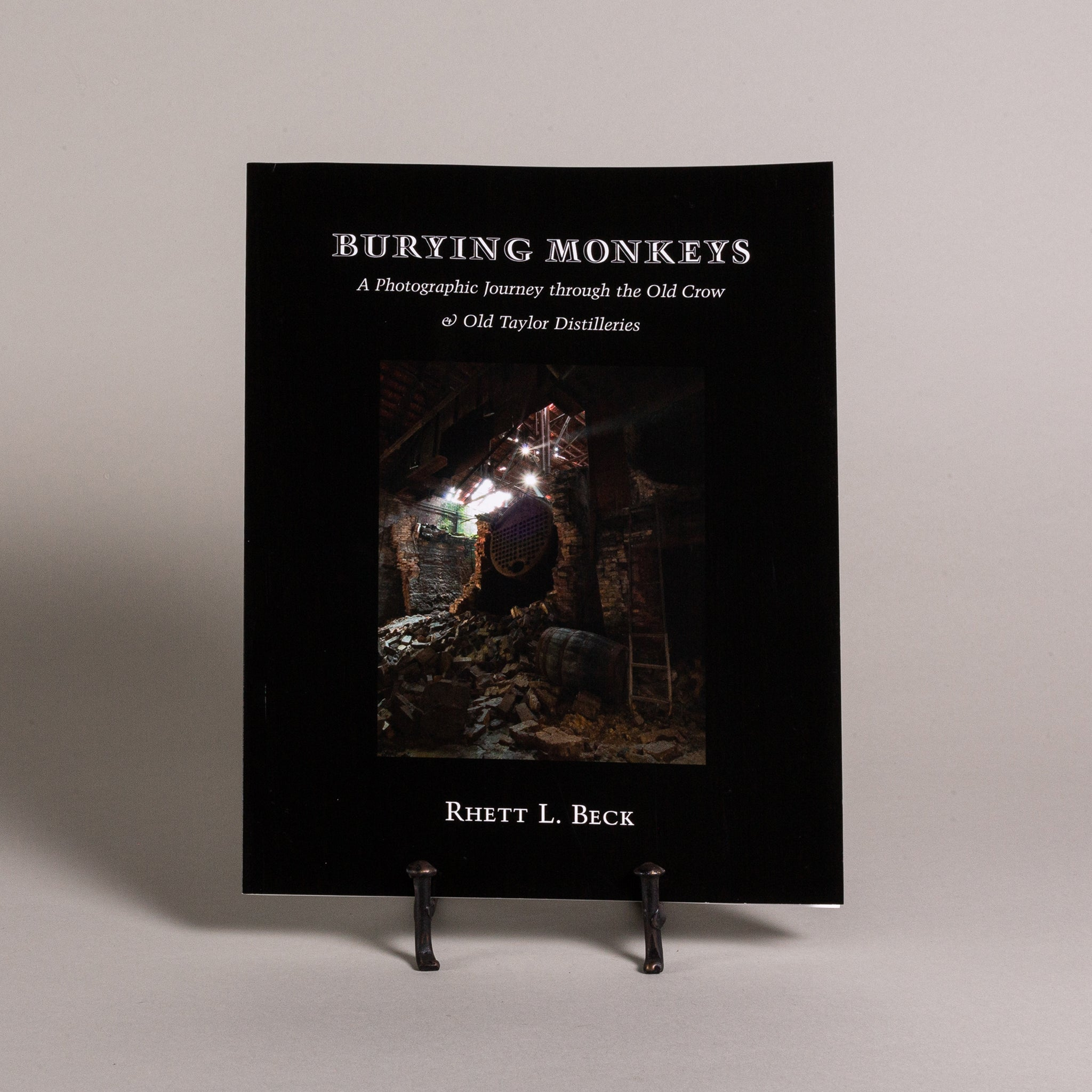 Burying Monkeys by Rhett Beck