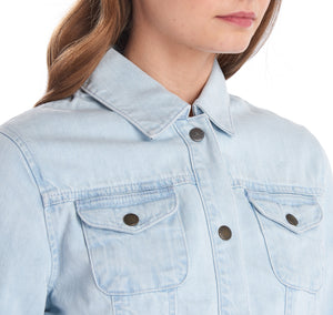 Barbour Women's Ripple Denim Jacket