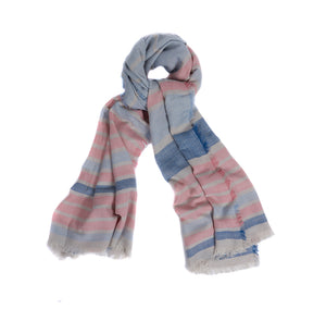 Barbour Freya Striped Wrap