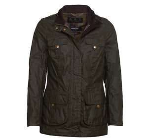 Barbour Women's Defence LW Wax