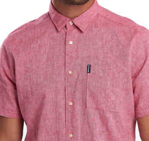 Barbour Men's Linen Mix S/S
