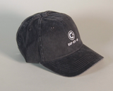 DSP Washed Cotton Hat Black
