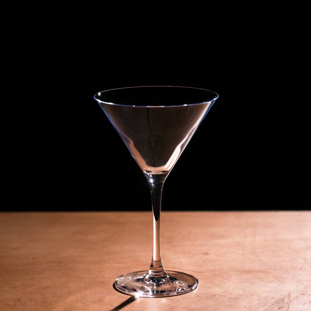 Logo Martini Glass