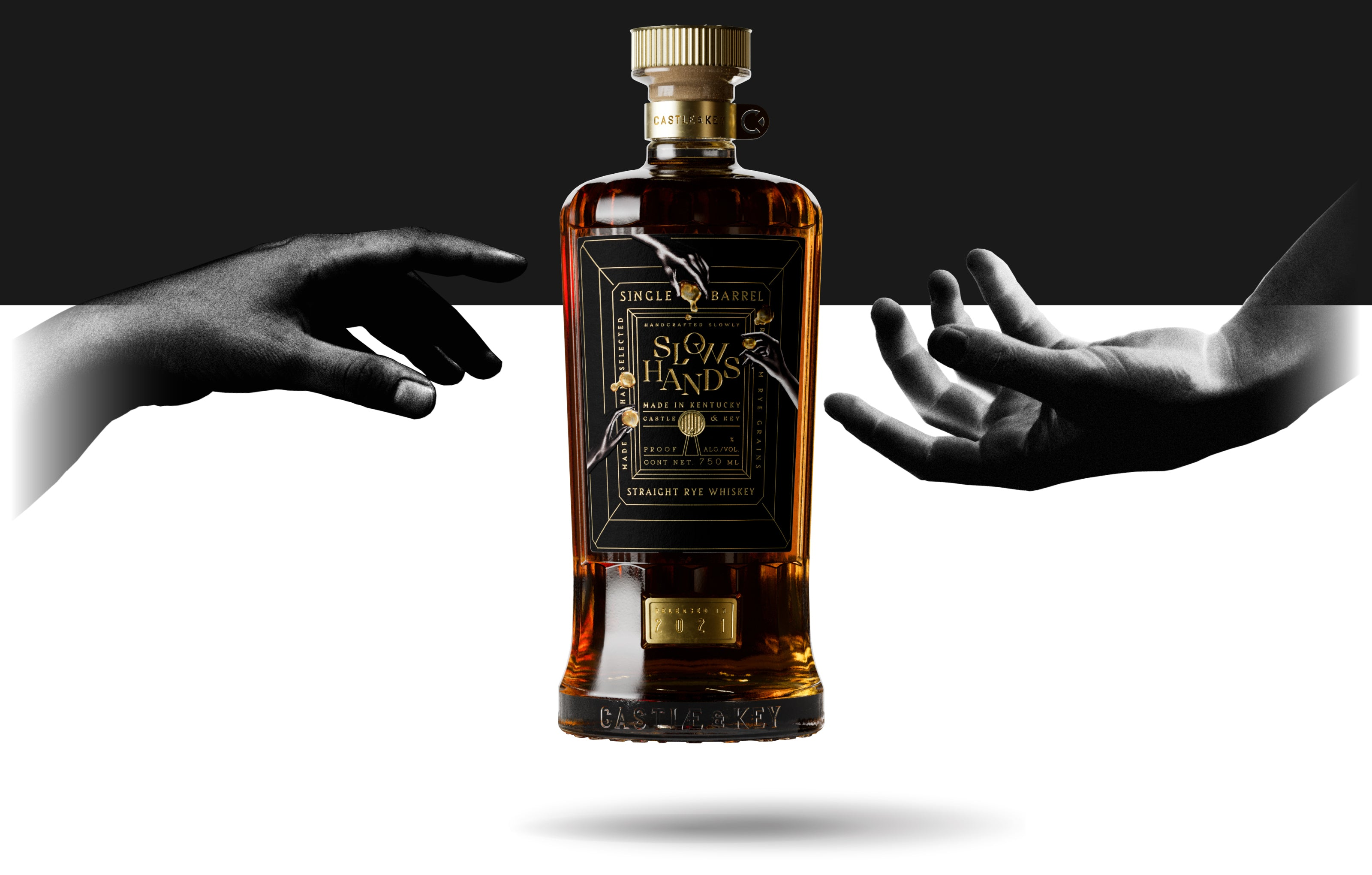 Slow Hands Rye Whiskey