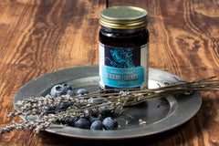 Blueberry + Lavender Jam