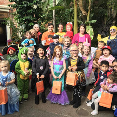 A Halloween Bootanical Celebration And Workshops For Kids Are Planned Buffalo Botanical Gardens