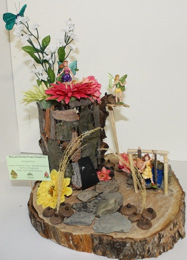 Fairy and Gnome House Contest