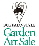Garden Art Sale - June 29-30