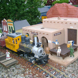 Poinsettia & Railway Exhibit - Nov 29 - Jan 5