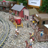 Poinsettia & Railway Exhibit - Nov 27 - Jan 3