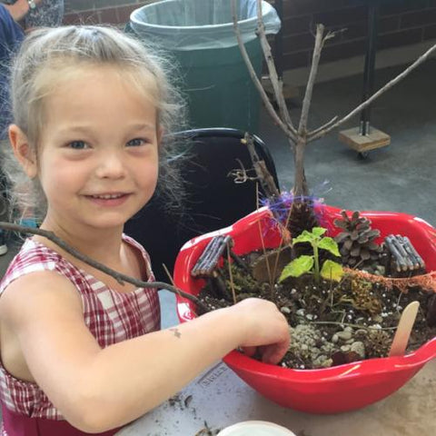 Mini Garden Workshop (For Kids) - September 26 OR 27