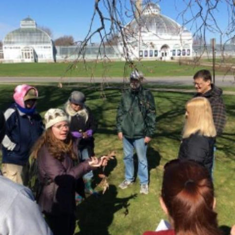 Arbor Day Tree Tours & Tree Planting