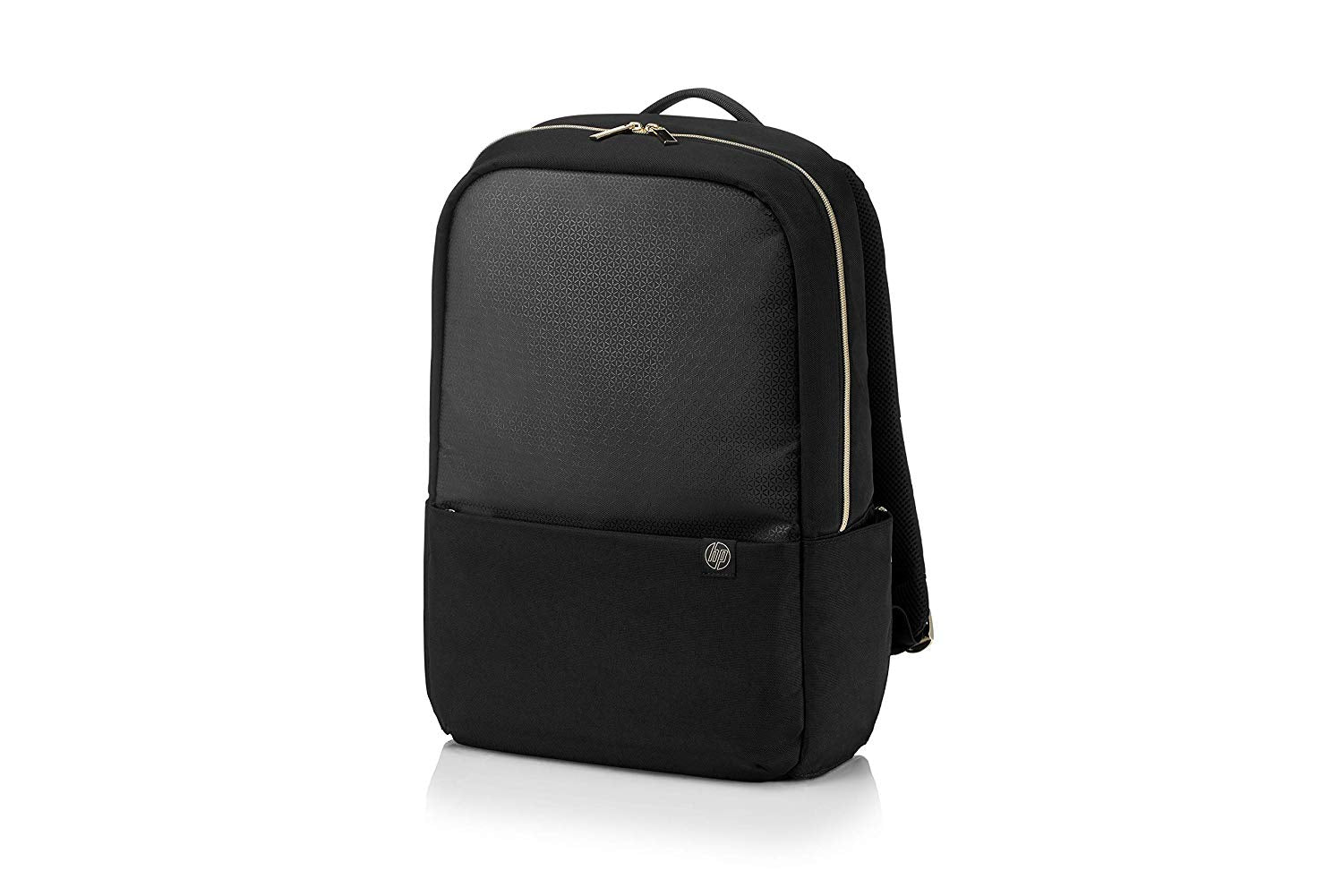 "HP Duotone Carrying Case (Backpack) for 15.6"" Notebook - Gold"