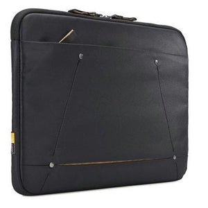 "Case Logic Deco 15.6"" Laptop Sleeve, Black"