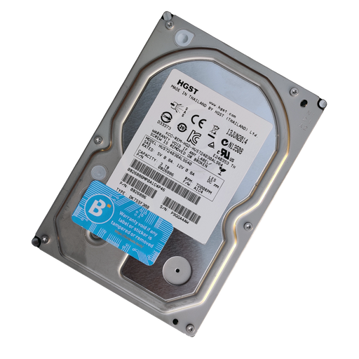 HGST 3TB Ultrastar 7K4000 HUS724030ALS640 - BitDeals.tech - Storage