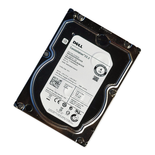 "Dell Seagate 4TB - 3.5"" SATA 6Gb/s 7200RPM 128MB Cache - (ST4000NM0033) - BitDeals.tech"