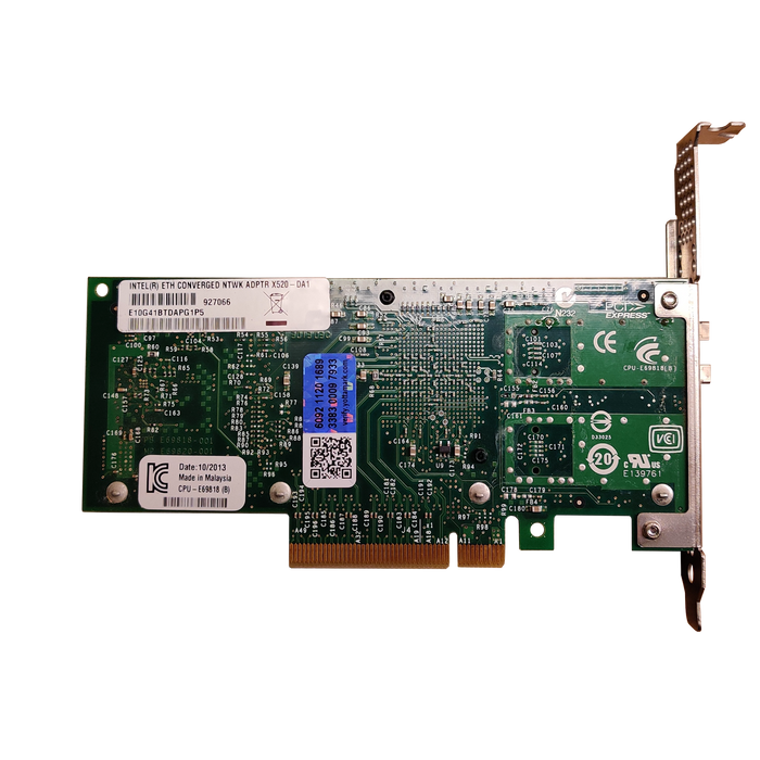 Intel X520-DA1 Single-Port SFP+ 10Gb NIC - BitDeals.tech - Controller