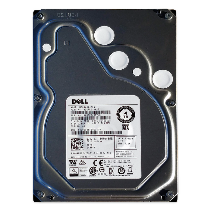 Dell Toshiba 4TB MG04ACA400N - BitDeals.tech