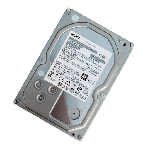 HGST 6TB Ultrastar 7K6000 HUS726060AL5210 - BitDeals.tech - Storage