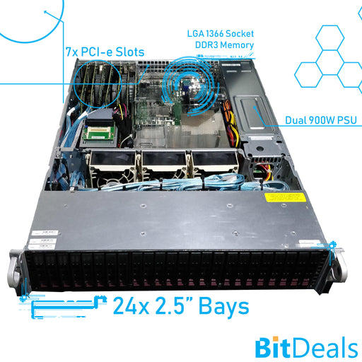 Cisco CDE250 Configurable Server - BitDeals.tech - Server