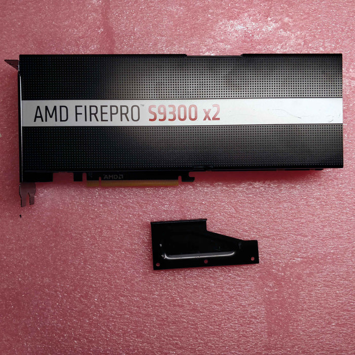 AMD FirePro S9300 x2 Server GPU - BitDeals.tech - Graphics Card