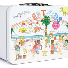 Load image into Gallery viewer, Best Coast 'Best Kids' Lunch Box