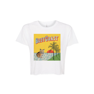 'Crazy For You' Crop T-Shirt