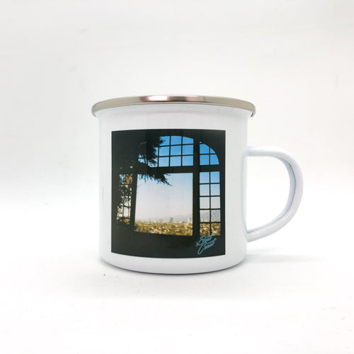 'Window' Camper Mug