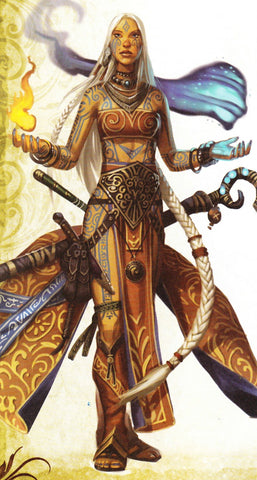 Pathfinder Mythic Adventures: What High Level Gaming should