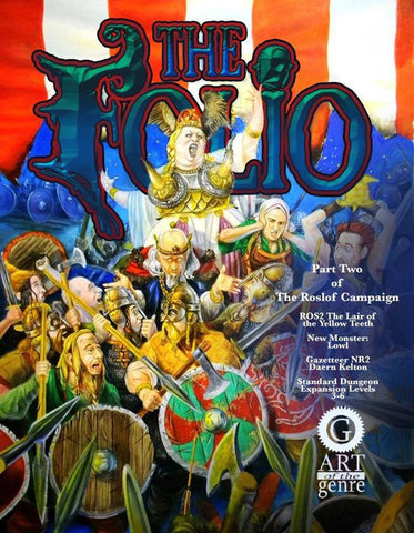 THE FOLIO #2 [PRINT EDITION]