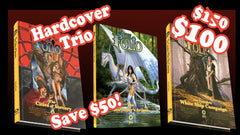 HARDCOVER TRIO BUNDLE