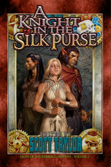 A KNIGHT IN THE SILK PURSE [MOBI EDITION]