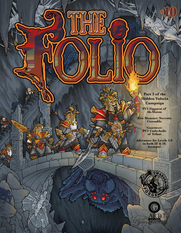 THE FOLIO #10 [PRINT EDITION]