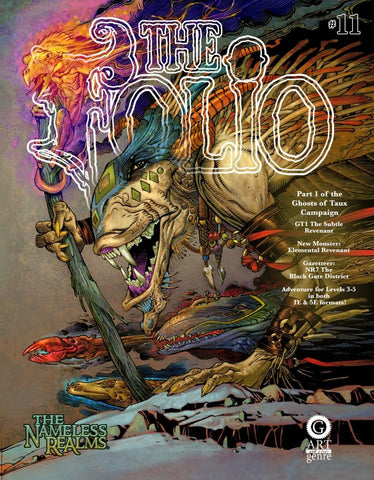 THE FOLIO #11 [PRINT EDITION]
